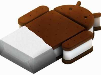 Ice Cream Sandwich 1-ые фотки в сети!!