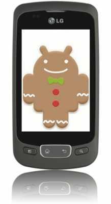 Официальное обновление до Android 2.3.3 для LG Optimus One!!!