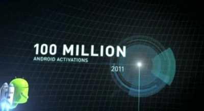 Android продолжает достигать мир! Теснее продано наиболее сто миллионов установок на основе ОС Android