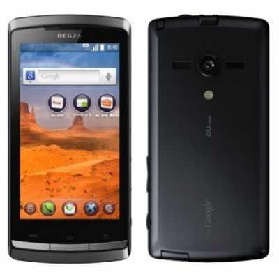 Безвозмездная закачка забавы Японский телефон Toshiba REGZA Phone IS11T  на  ОС Android на