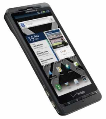 Скачайте забаву Официально представлен Motorola Droid X2 у оператора Verizon на нашем вебсайте