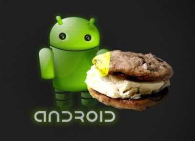 Android Ice Cream Sandwich от Гугл. Маленькой обзор