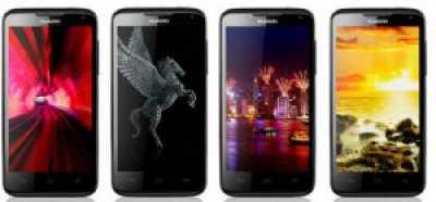 Новейший 4-ядерный телефон Huawei Ascend D1