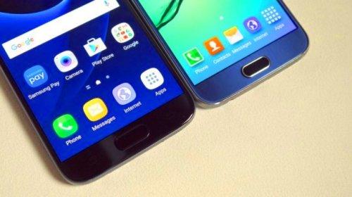 Новый Samsung Galaxy S7 имеет памяти на 8 Гб меньше