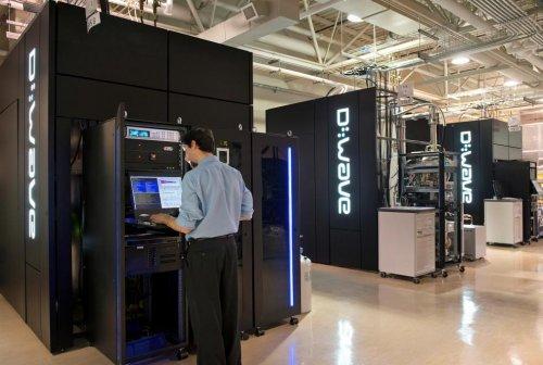 Квантовый суперкомпьютер D-Wawe 2000w