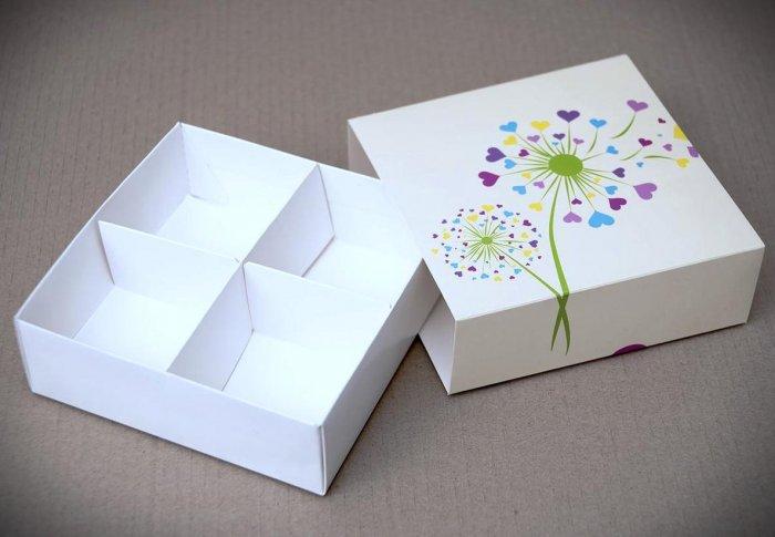 Разновидности коробок