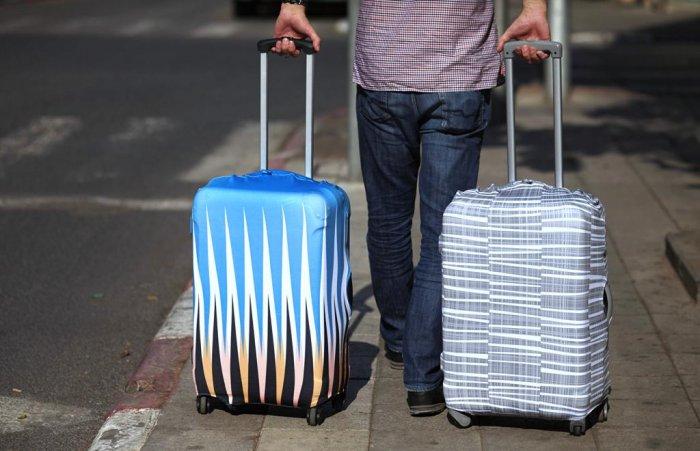 Особенности чехлов для чемоданов