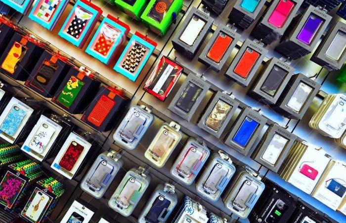 Особенности аксессуаров для мобильных телефонов