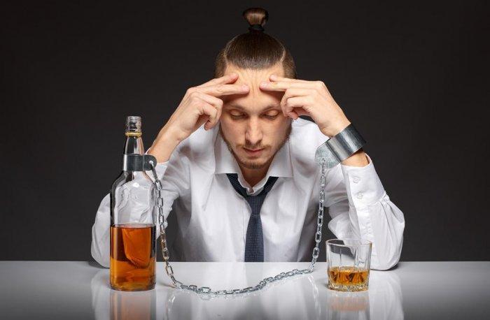 Почему трудно бросить пить?